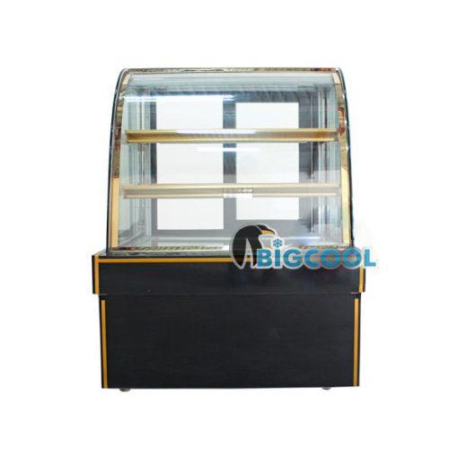 tủ mát trưng bày bánh kem bigcool