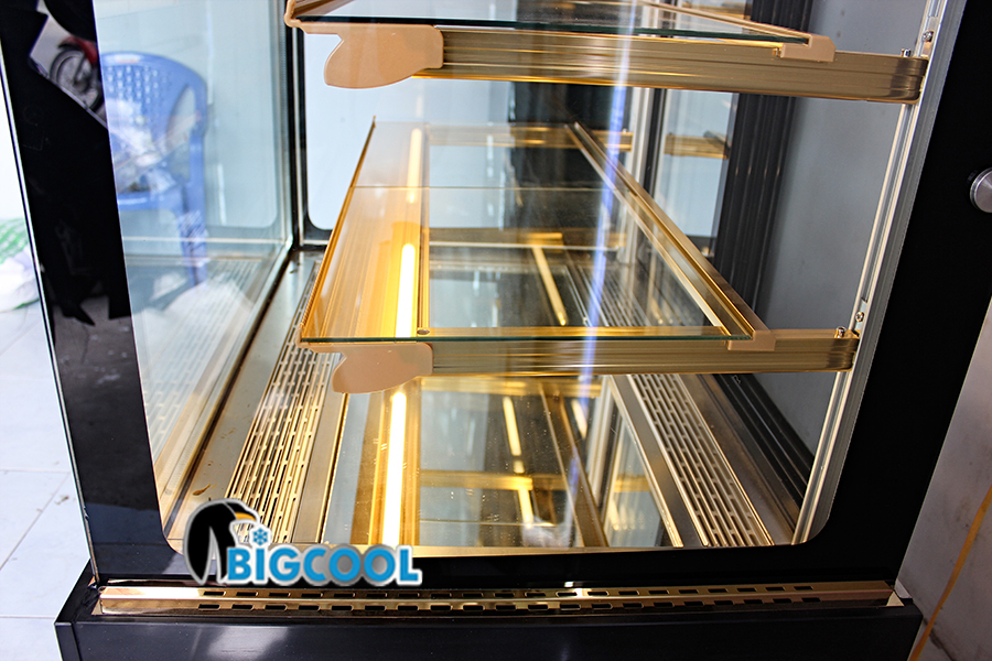 tủ bánh kem 3 tầng bigcool